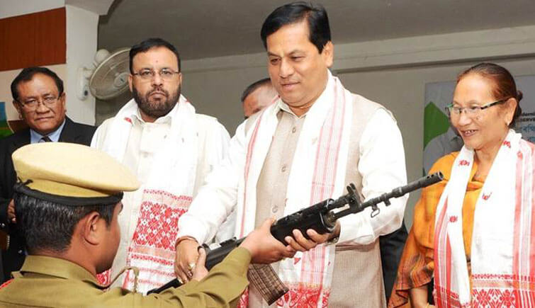 Kaziranga Rifles